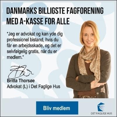 Det Faglige Hus » Danmarks billigste fagforening med a-kasse for alle
