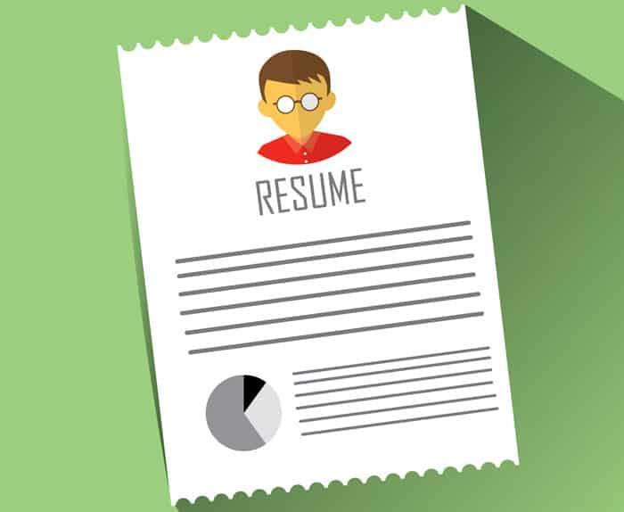 Se her hvad du have med i dit CV