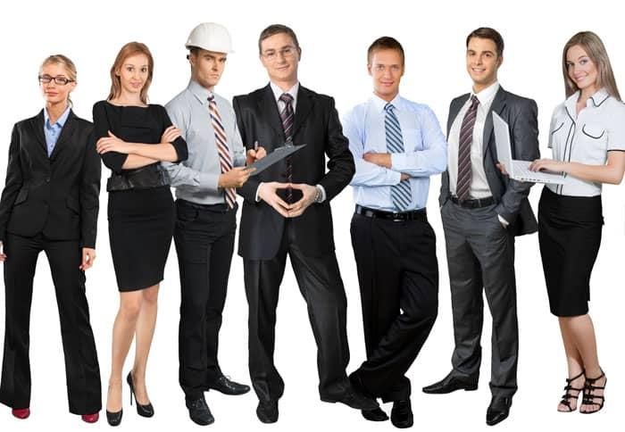 Vælg dit tøj med omhu. Habit, hvis det passer til jobbet. Men trop ikke op i habit til en jobsamtale om at blive skraldemand.