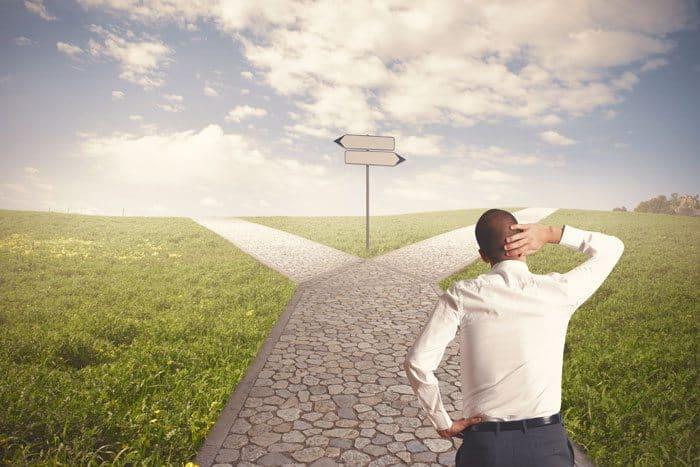 Med et brancheskifte skifter du til en virksomhed i en helt anden branche. Din egen stilling kan sagtens vær lig din nuværende.